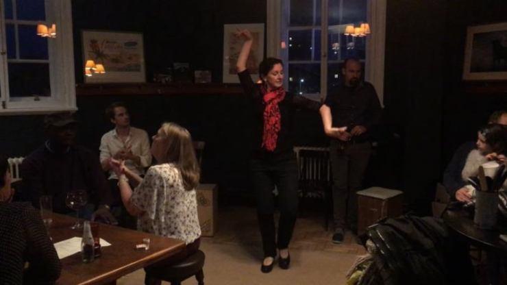 Flamenco at Porta